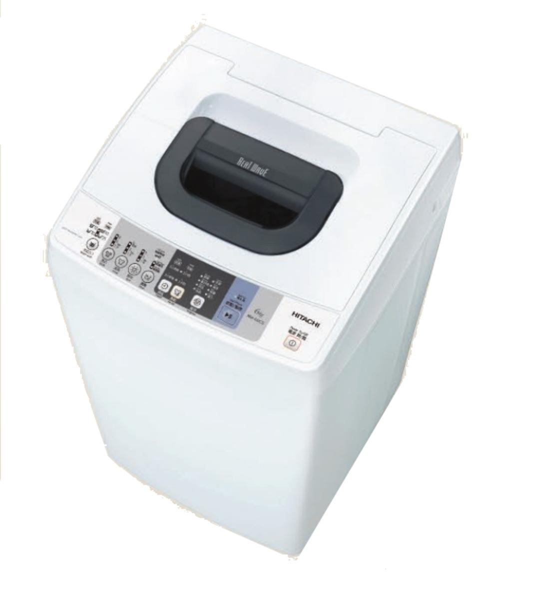 NW-60CS 日式全自動洗衣機 (6公斤) 低水位