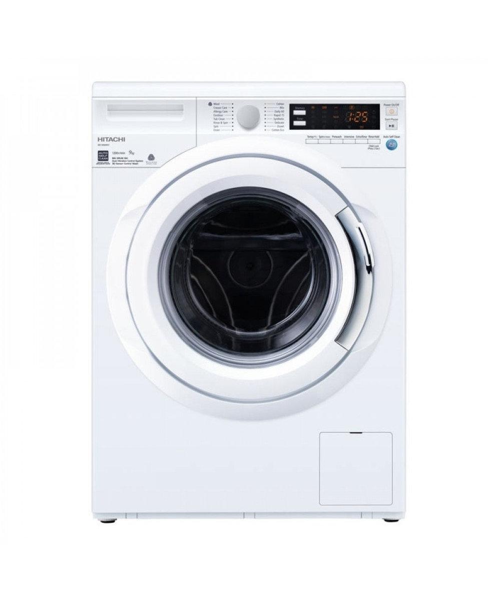 BD-W90WV前置式滾桶洗衣機 (9公斤)