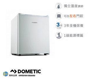 Dometic DS450 單門雪櫃 (右門鉸) 1 pc