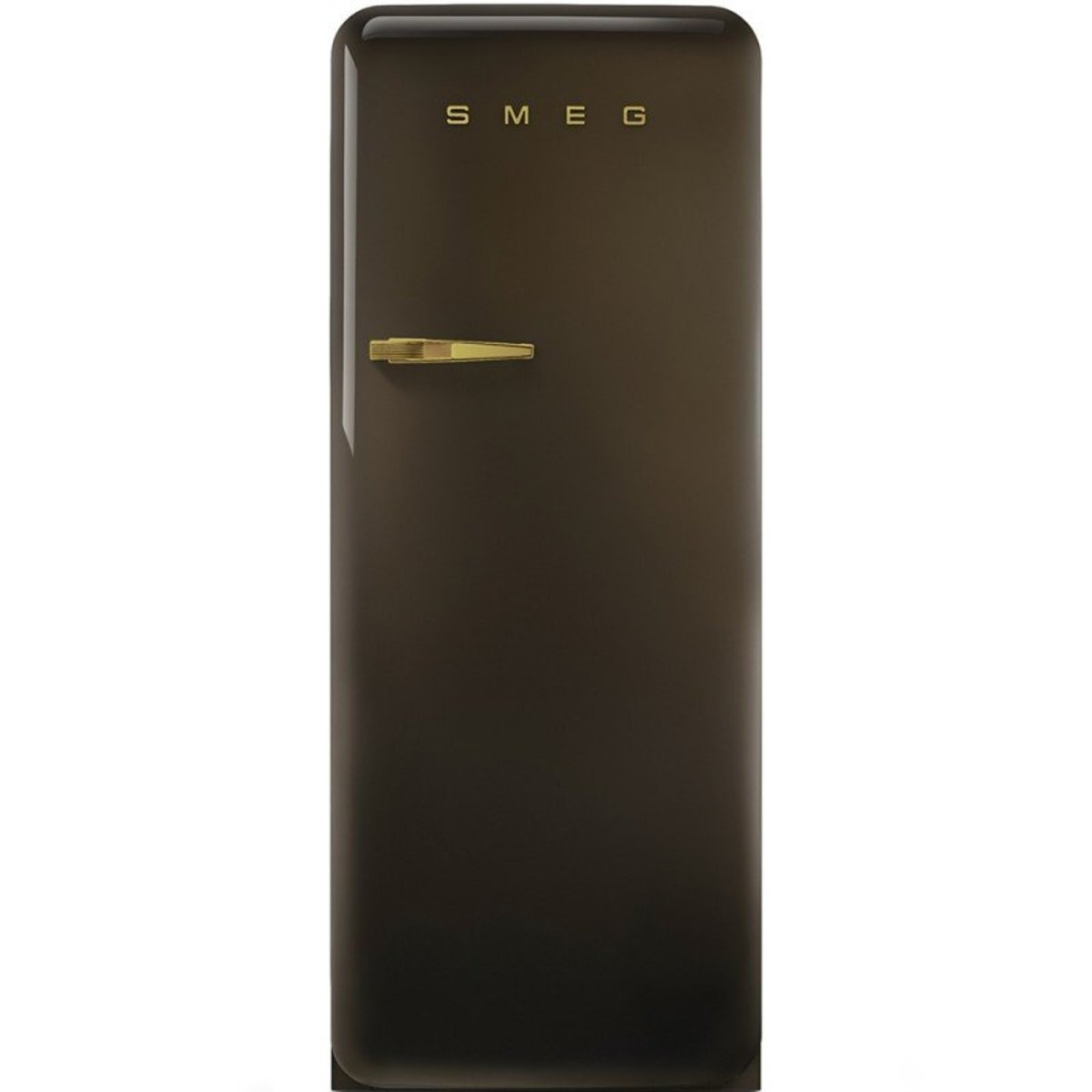 FAB28QCG1, 50's style Refrigerator with ice compartment, Chocolate, Right hand hinge [預訂]