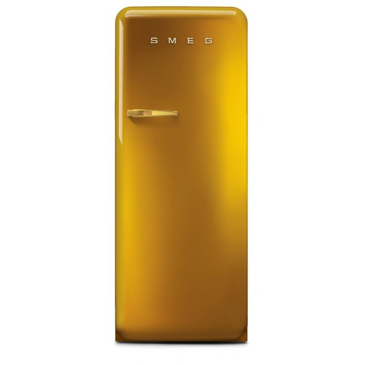 50s style fridge ice compartment Gold, FAB28QDG [Pre-order]
