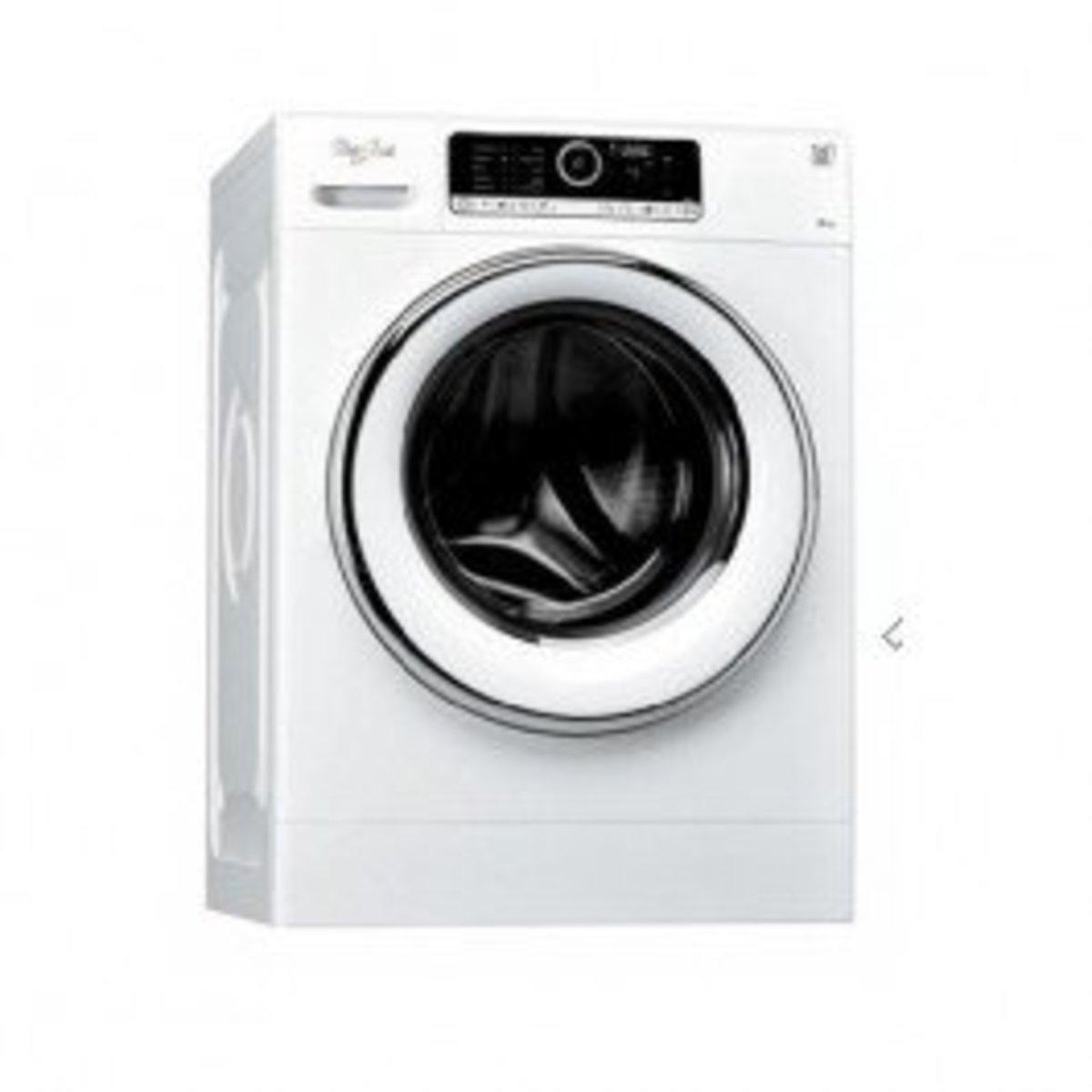 FSCR80220 第6感 前置式洗衣機 (8公斤1200轉)
