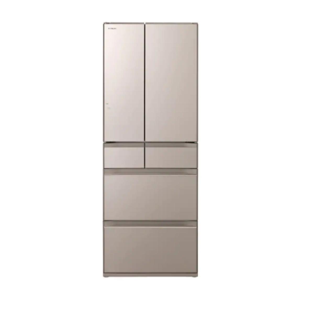 R-HW610JH(XN) - 463L Multi-Door Refrigerator ( Crystal Champagne )