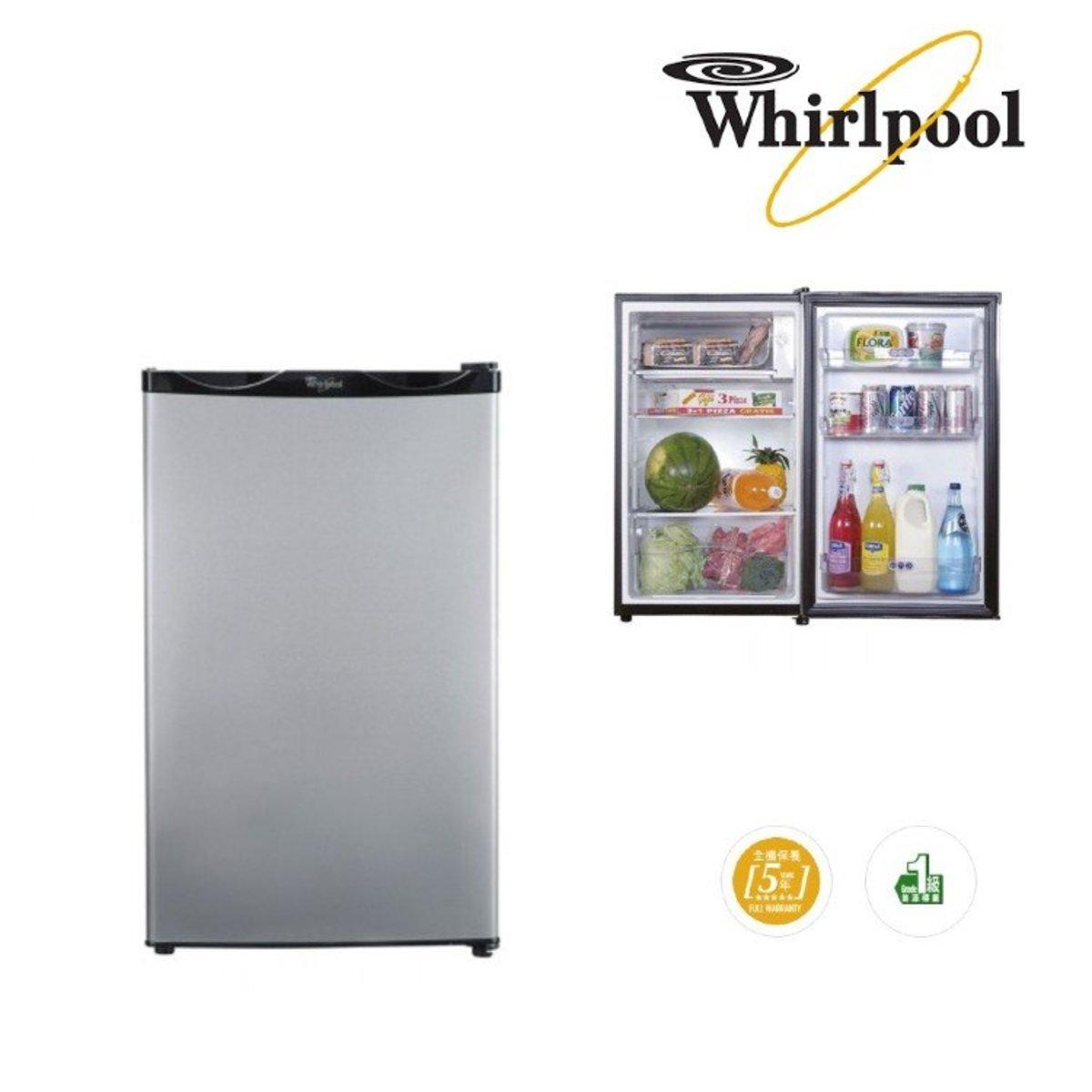 Single Door Refrigerator 112L (WF1D111LIX) Left-hinge model