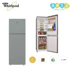 惠而浦 WF2B281RPS 雙門雪櫃下置式急凍室 / 285公升 / 右門鉸