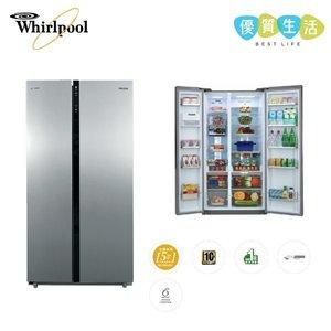 惠而浦 WF2X570NIX 對門式雪櫃「第6感」 / 567公升