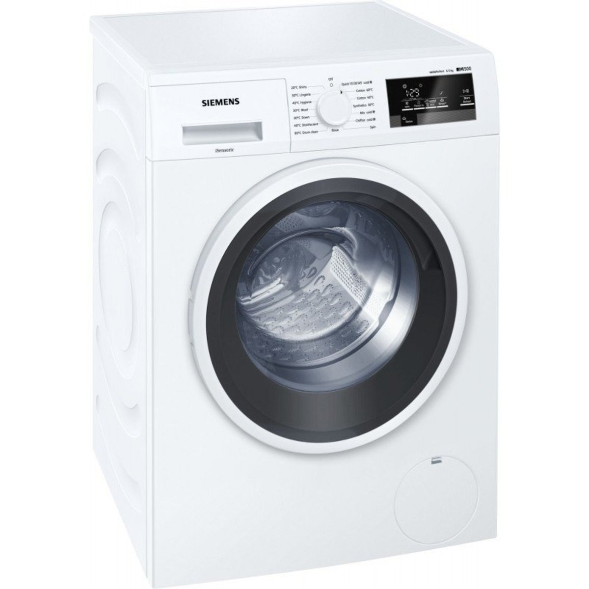 WS12K440HK (6.5kg) iQ500 纖巧型前置式洗衣機