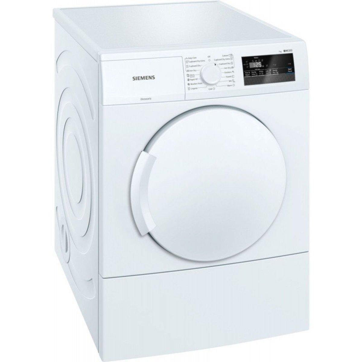 WT34A201HK (7kg) iQ300 排氣式乾衣機