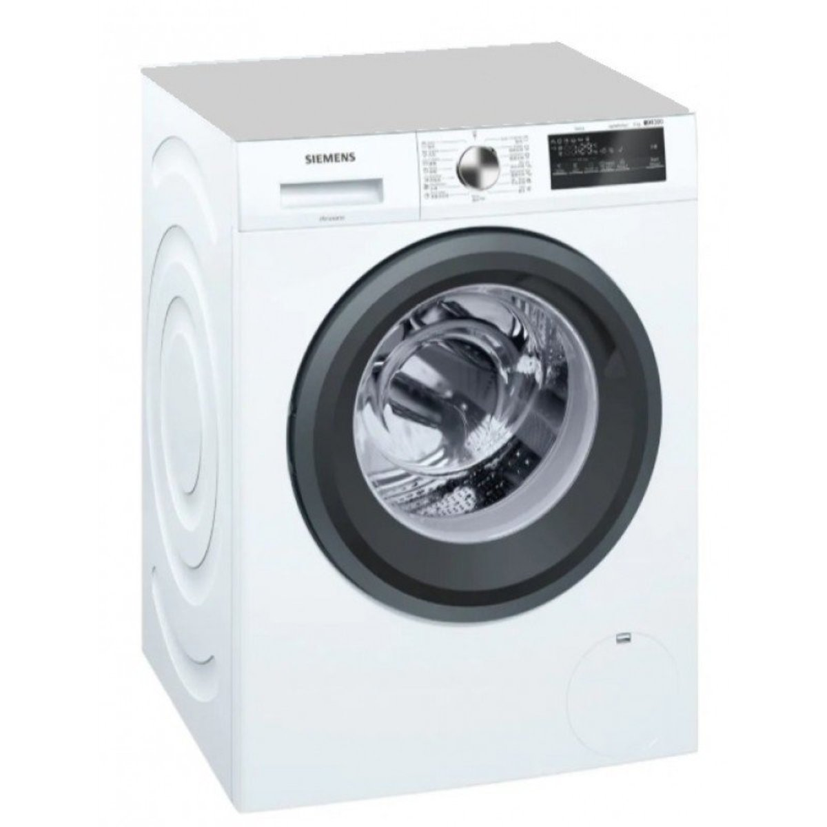 iQ500 Frontloading washing machine 9KG WU12P261HK