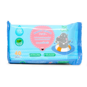 Disinfection wipes 40pcs (8857123556318)