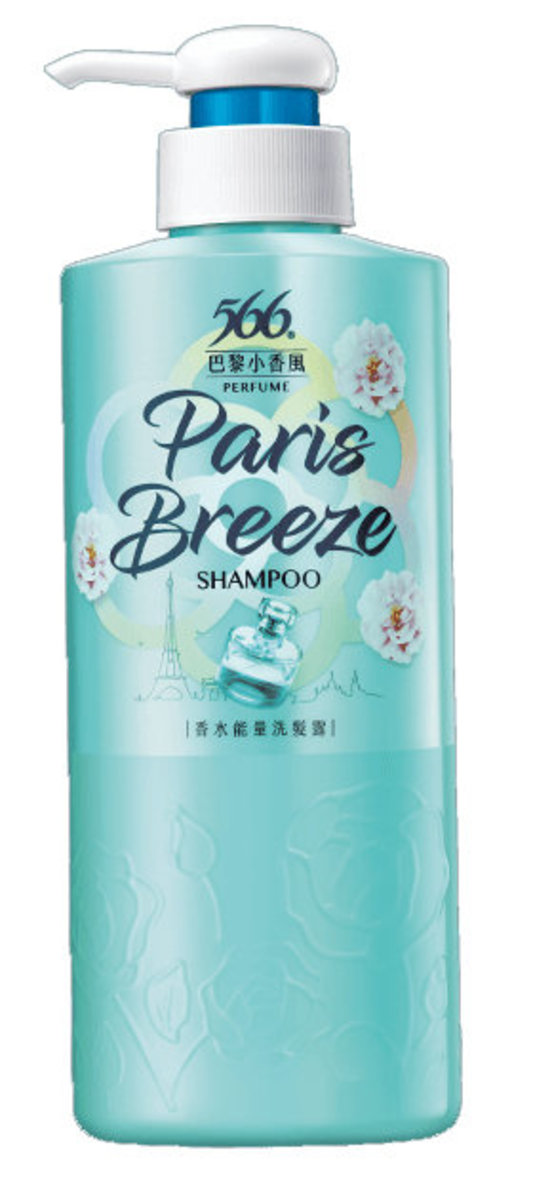 Perfume Shampoo (Paris Breeze) 510g (4710186021985)