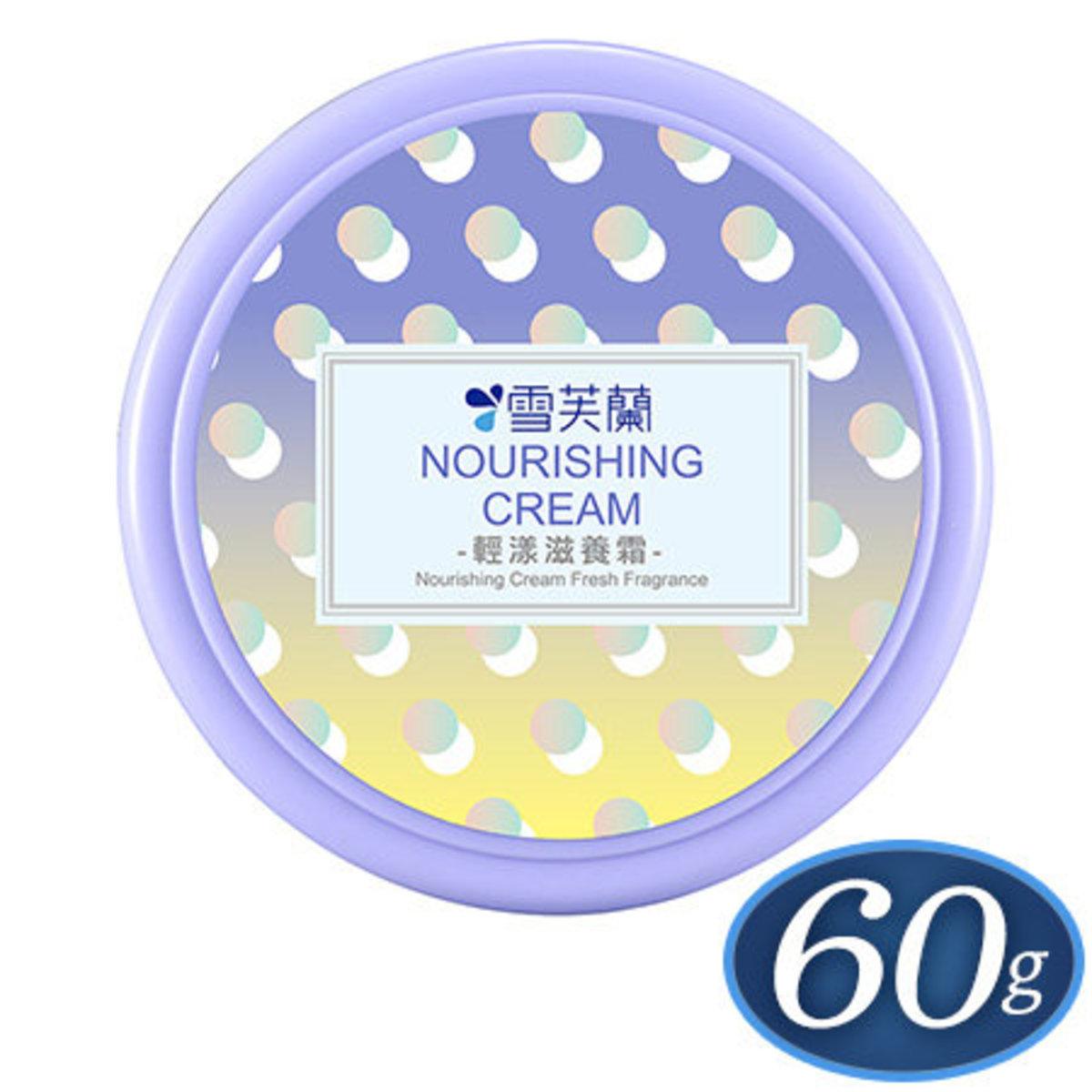 Nourishing cream Fresh Fragrance 60g (4710221310265)