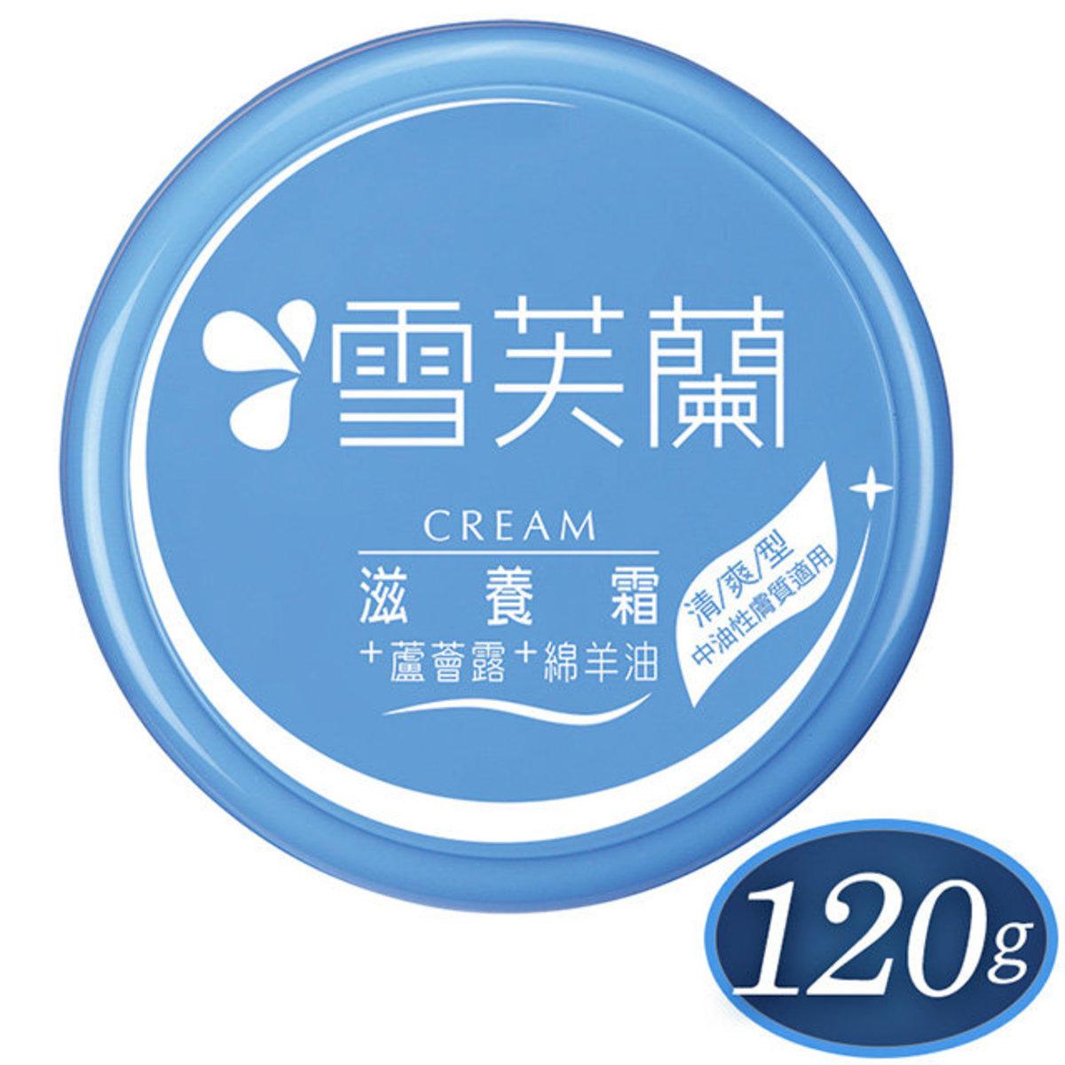 Nourishing cream 120g refreshing type (4710221310180)