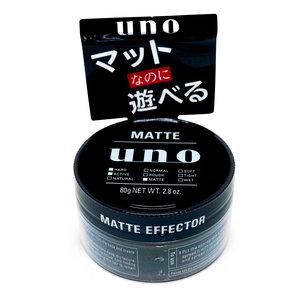 UNO UNO 定型髮蠟 硬 80g (4901872447015VN)