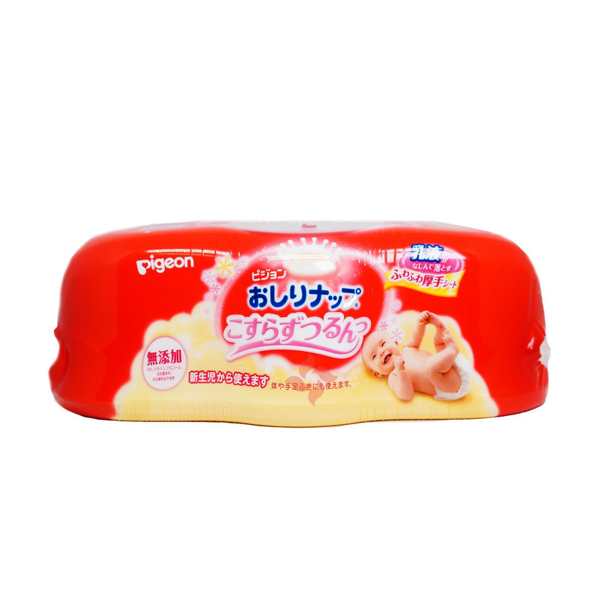 潤膚乳液濕紙巾(含乳液配方) x66枚 (盒裝)(4902508104982)