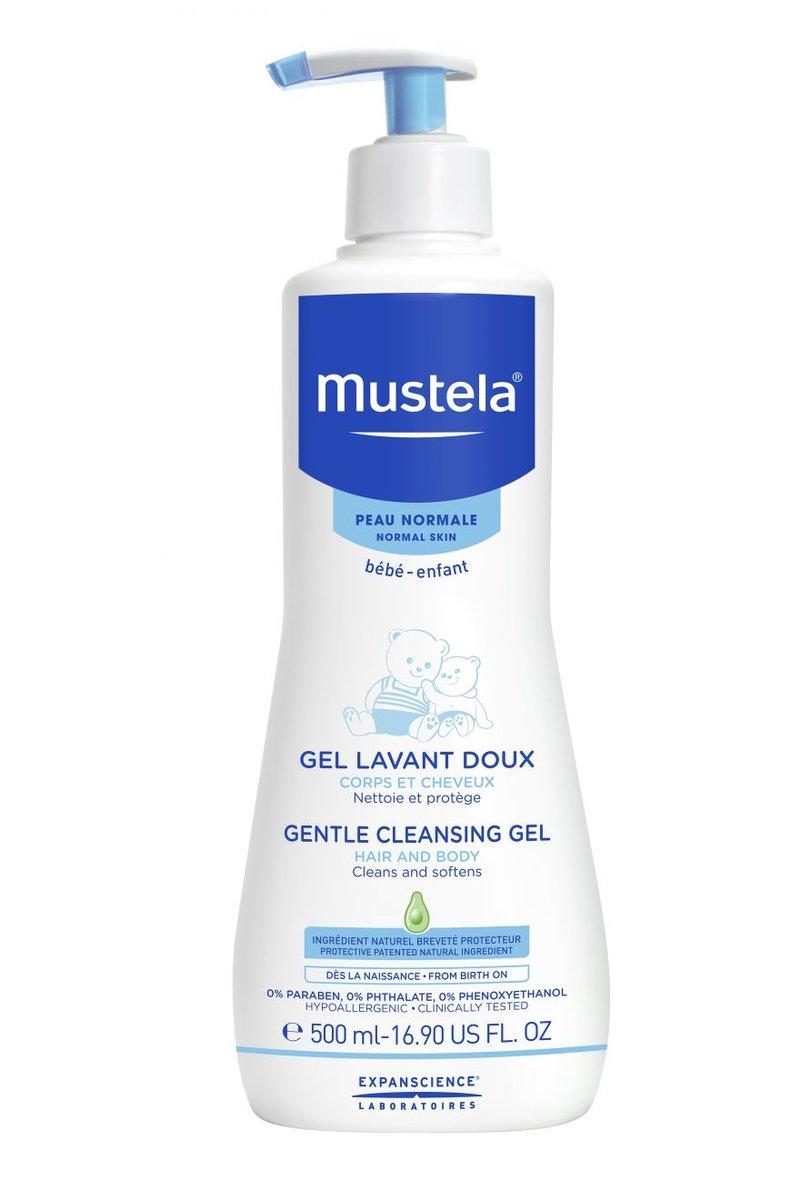 髮膚沐浴啫喱 500ml (不含皂性) 法國版