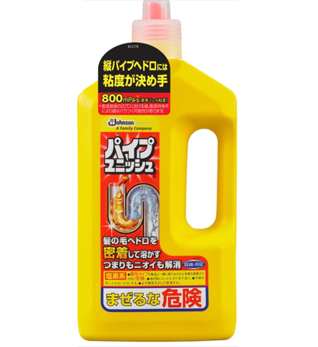 莊臣強力水管疏通清潔劑 800g (4901609002449)