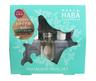 無添加限定旅行套裝- haba鯊烷sq油15ml*1個,haba卸妝20ml*2個,haba G化妝水20ml*2個 (孕婦敏感肌可用)