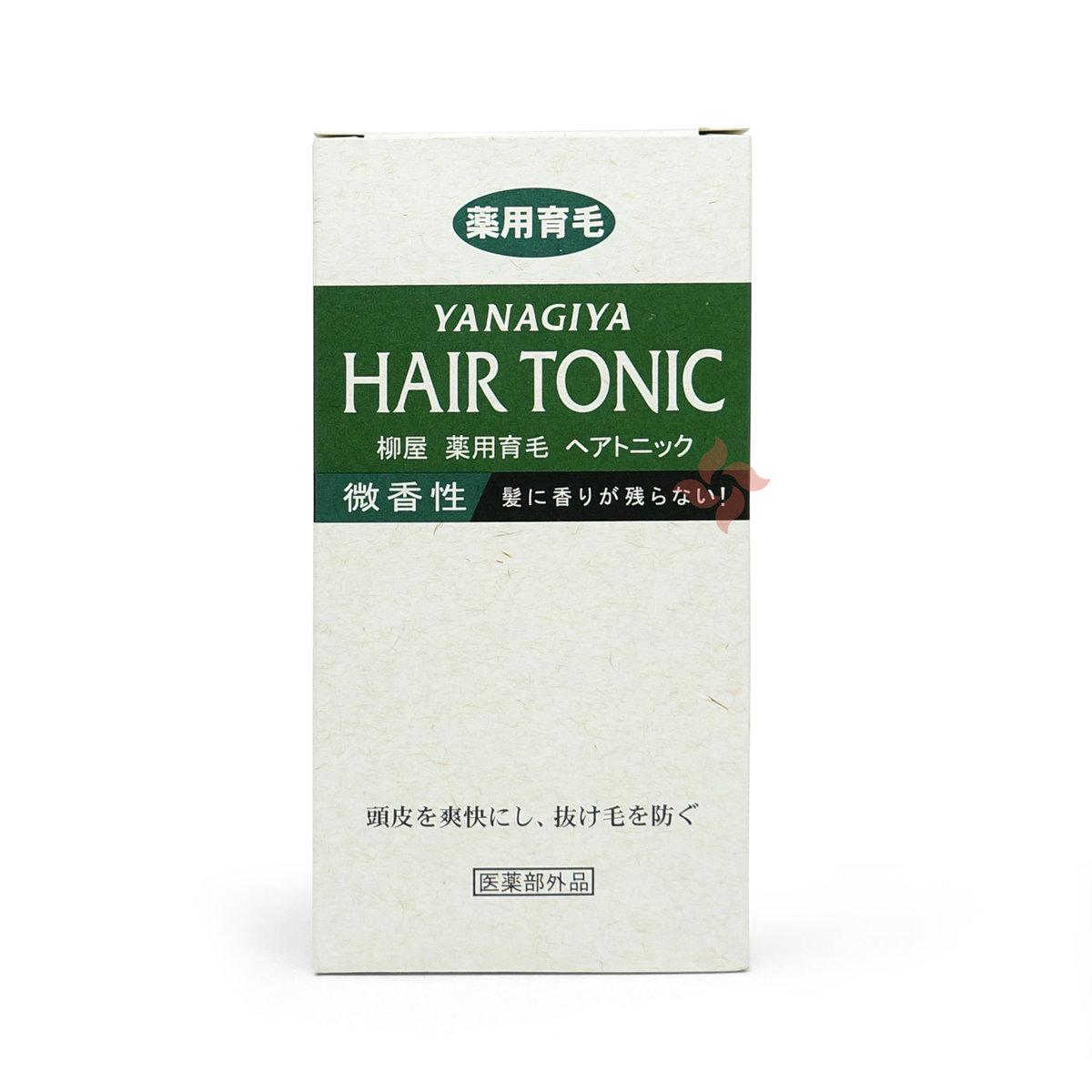 Hair Tonic  (Fragrance-free cool type) 240ml (white)(4903018113501)