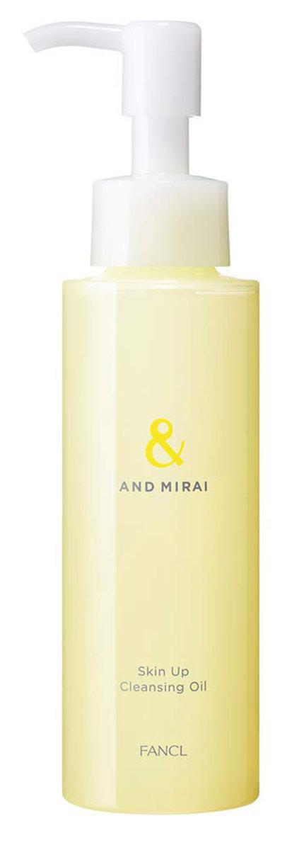 新系列 AND MIRAI 卸妝油 100ml (針對初熟齡肌)