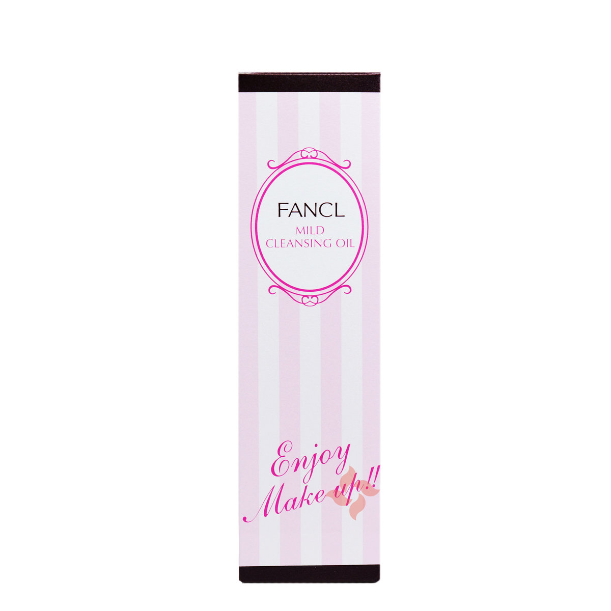 溫和卸妝油 120ml (粉紅條紋限定版) (4908049485719)