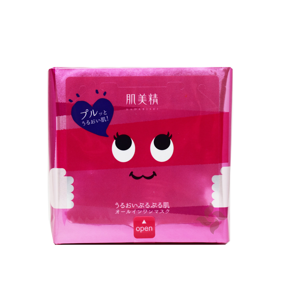 Hadabisei All-in-one Daily Moisturizing Facial Mask (Moist Pink) 31pcs (4901417631671)
