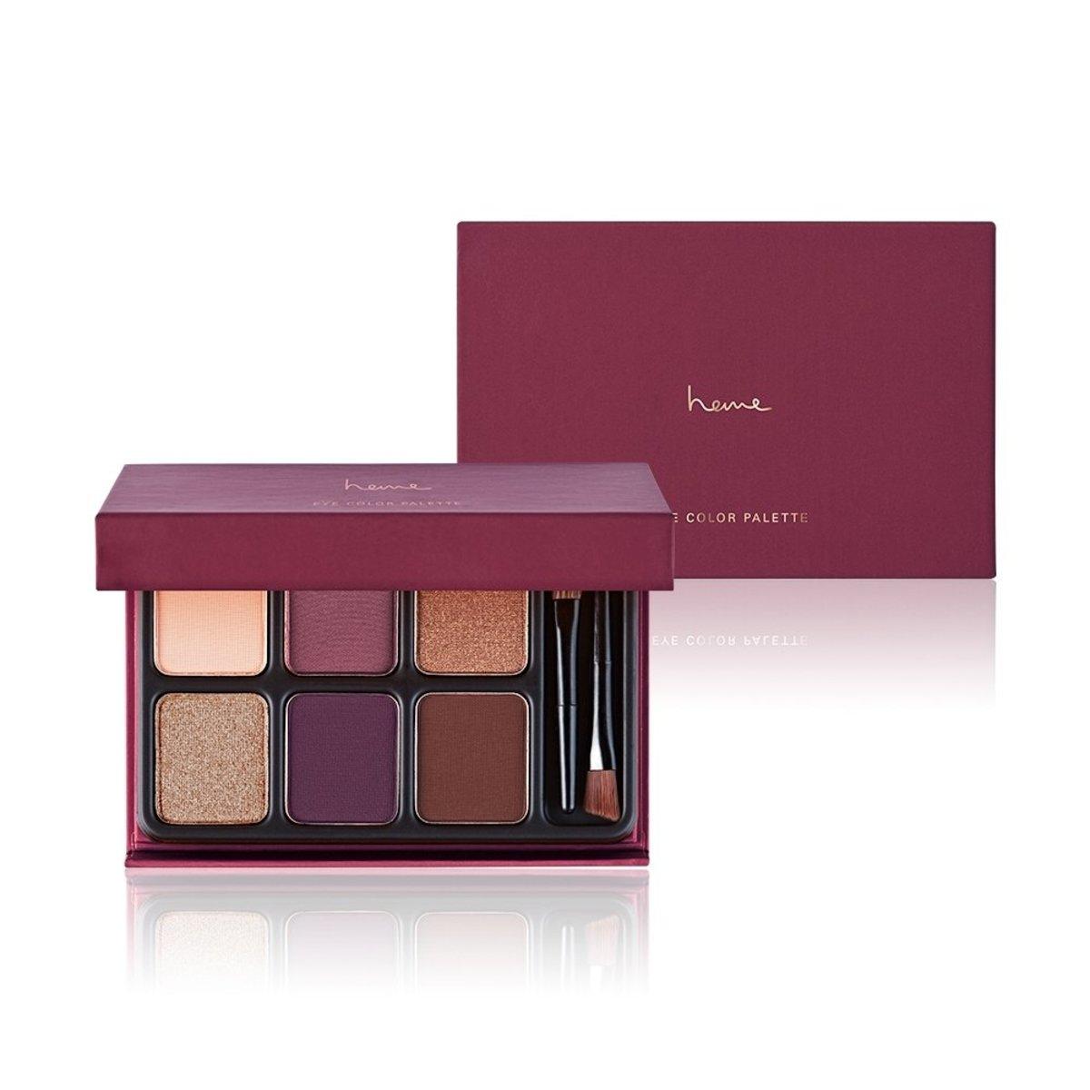 Eye Color Palette  9g (Purple Blossom) (4710704768026)