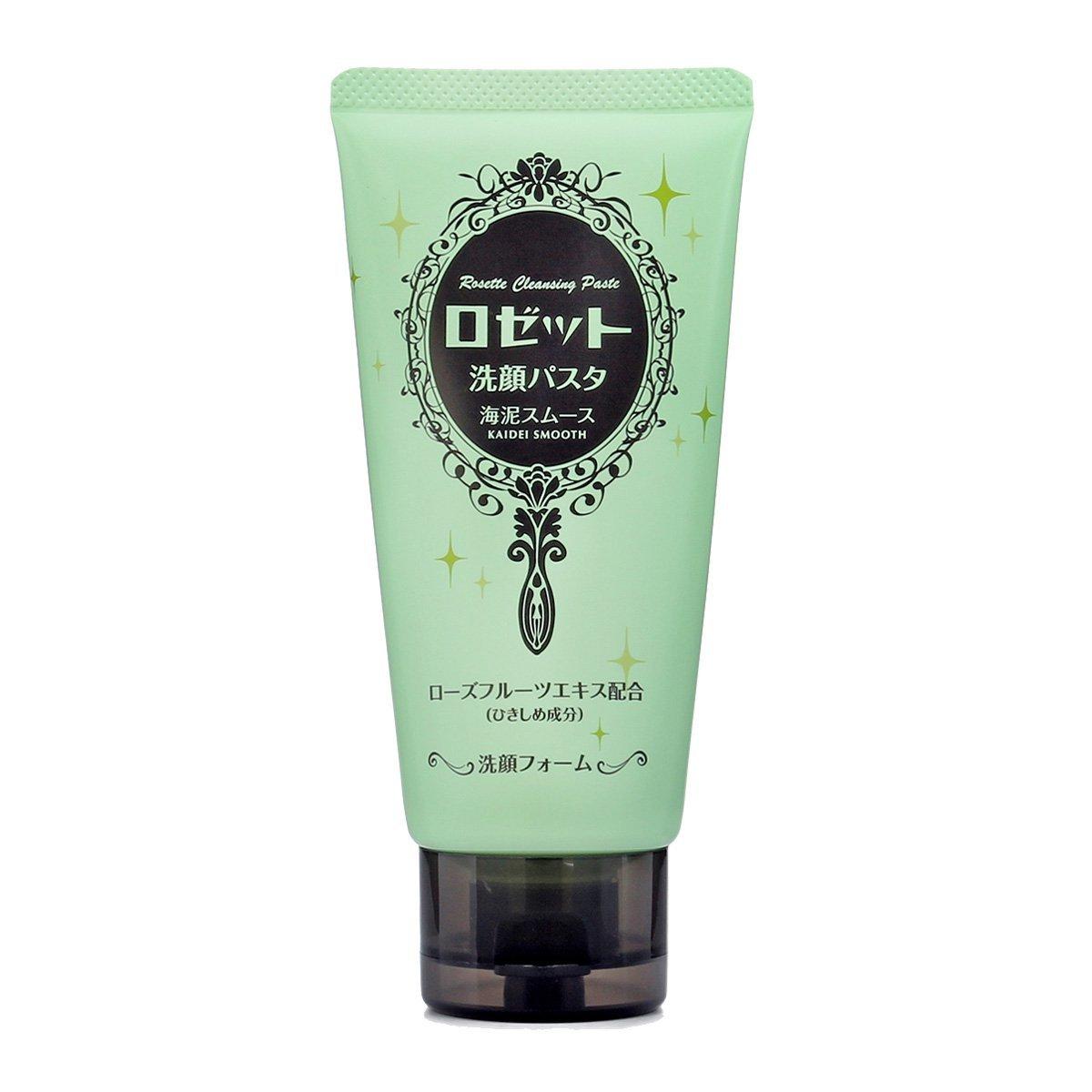 海泥深層清潔洗面膏 120g 綠色