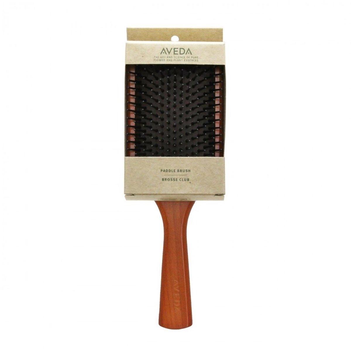 Paddle Brush 木質氣墊梳