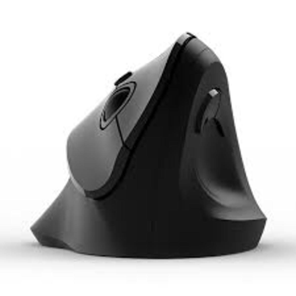 i887 2.4G Wireless Mouse (Black)