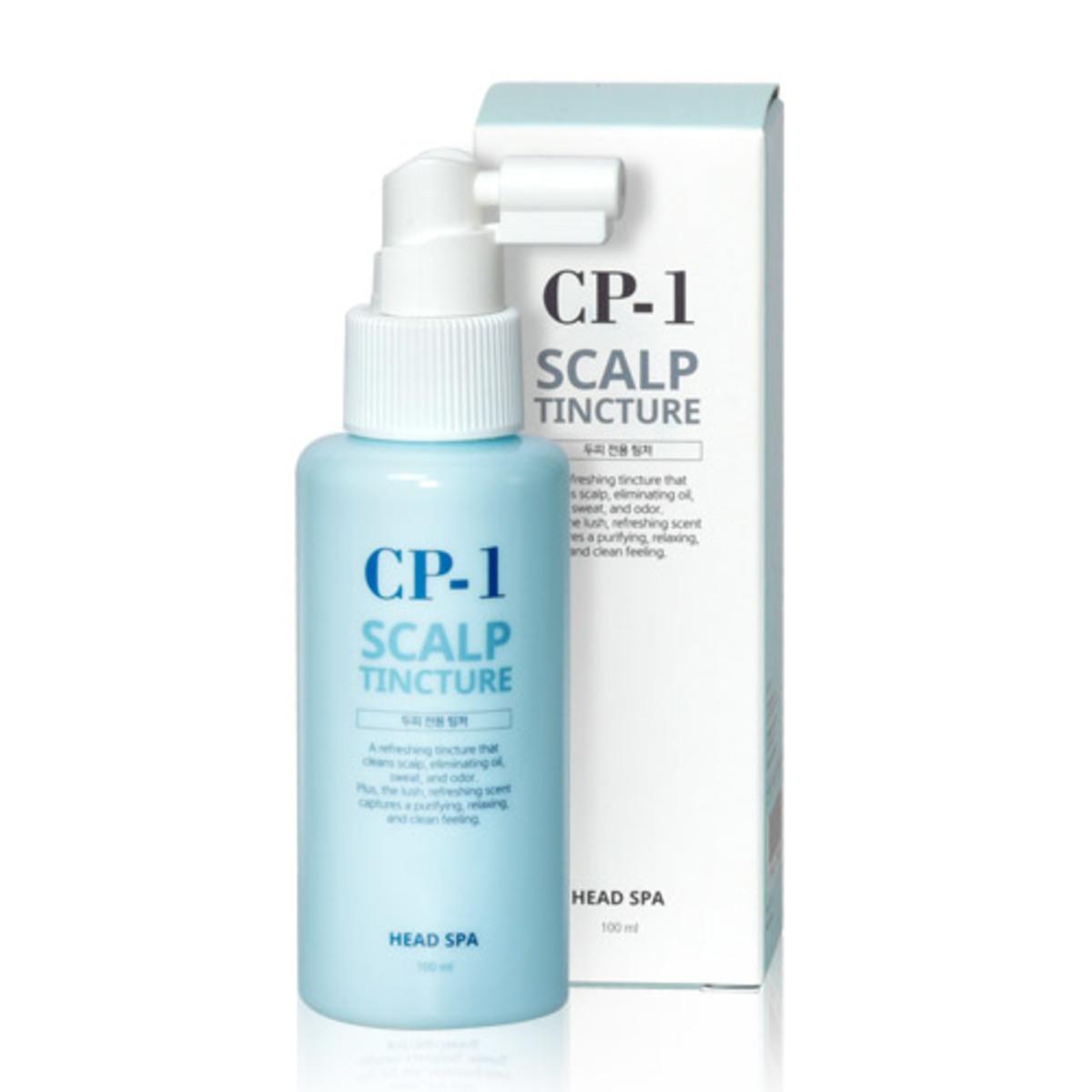 CP-1 Premium Head Spa Scalp Tincture 頭皮去油清爽噴霧 100ml (一噴乾爽! 隨身攜帶!)