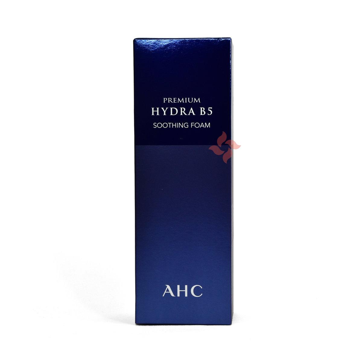 水漾 B5 舒緩潔面乳 (升級版) Hydra B5 Soothing Foam  (Premium) 180ml(8809570314263/ 8809471951116)