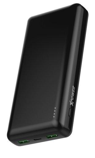 [66W] Type-C PD3.0+ 2x USB QC3.0 高輸出 20000mAh 外置流動充電器 PD20A 黑色