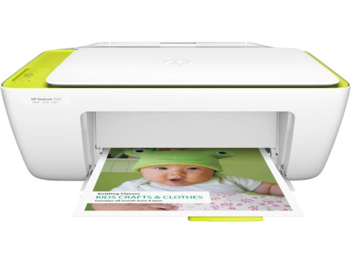 DeskJet 2130 All-in-One Printer