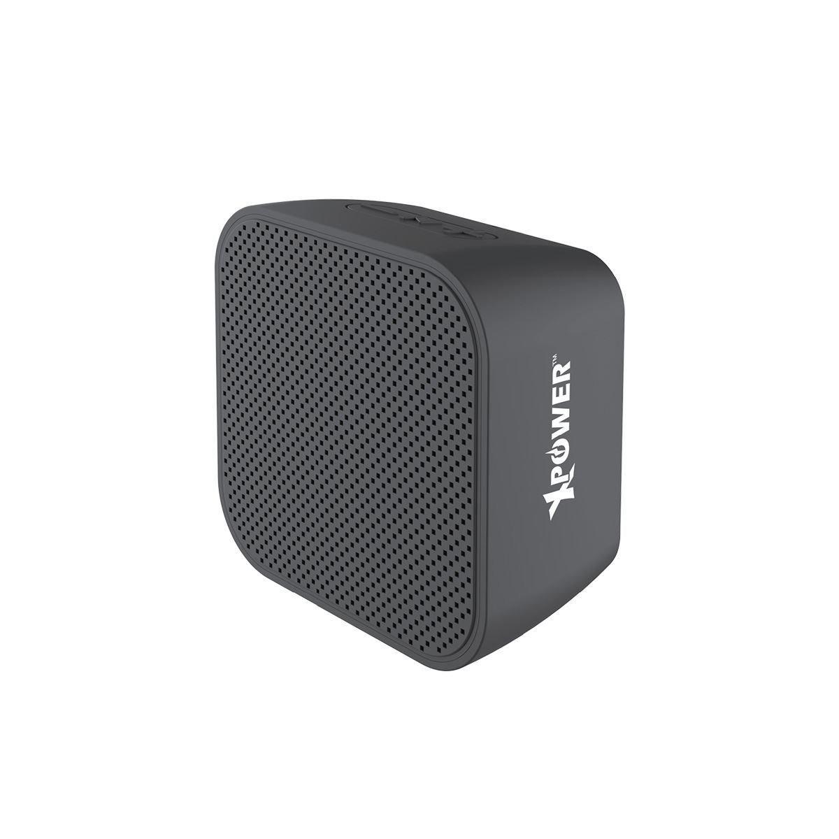 Hands-free + FM + Bluetooth v5.0 Speaker MBS1 Black