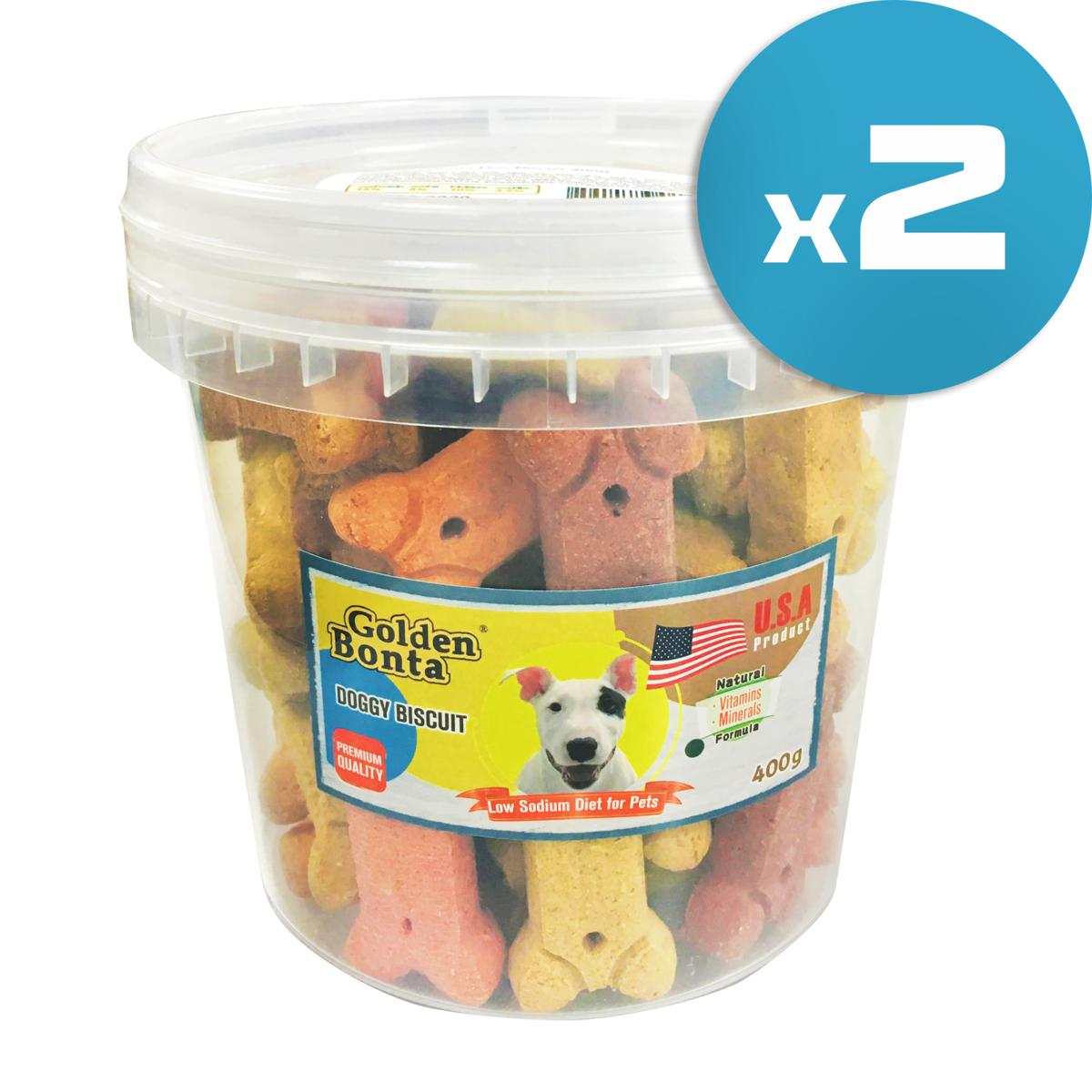 Dog Biscuits- 400g X 2 (GB-400K_2)