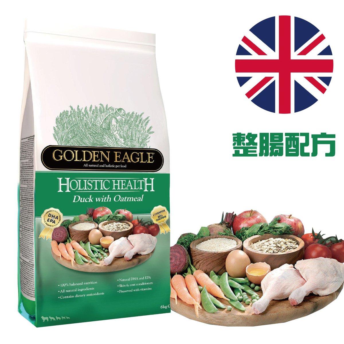 Holistic Duck Oatmeal 6 kg (GED-160)