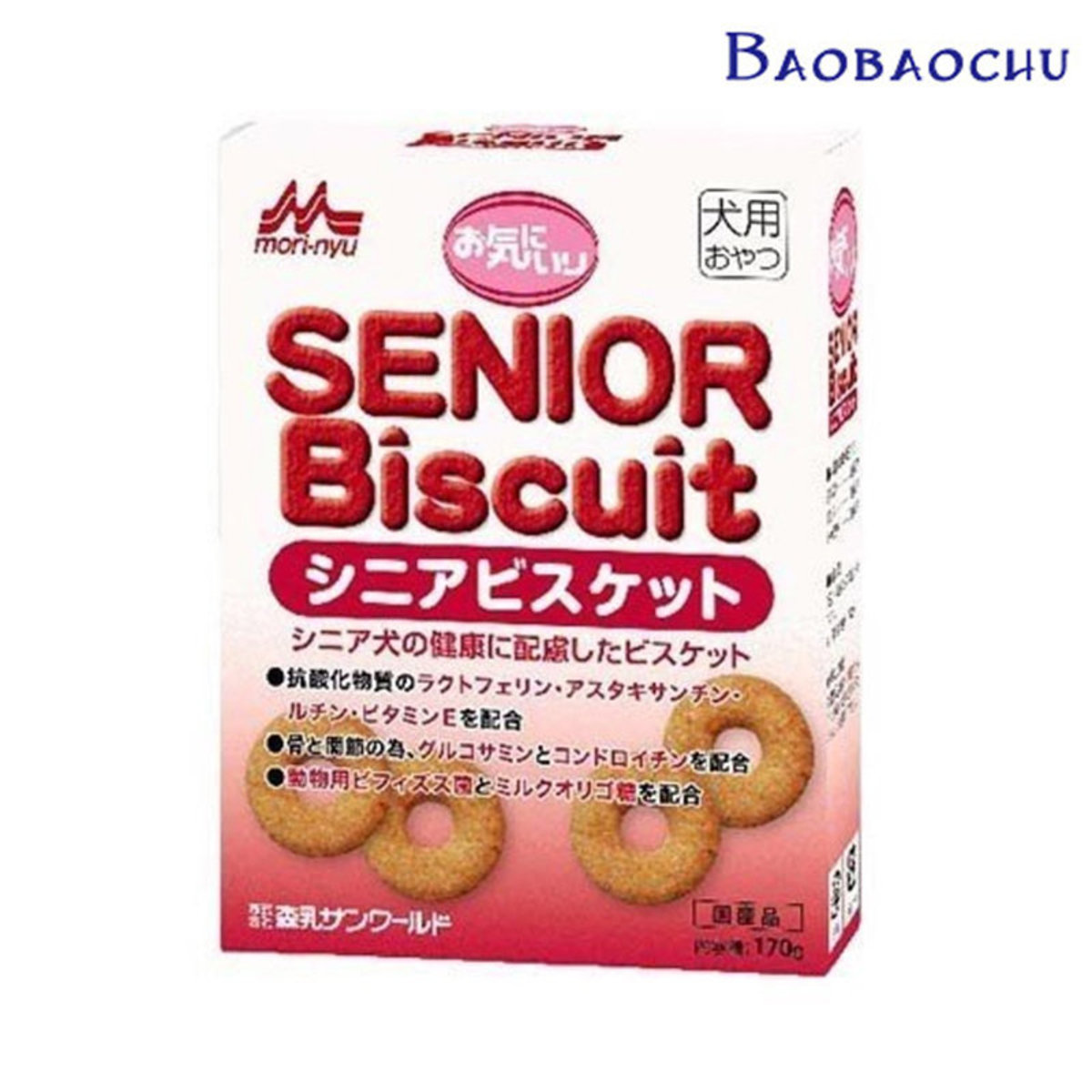 Senior biscuit 170g (MN-4375)