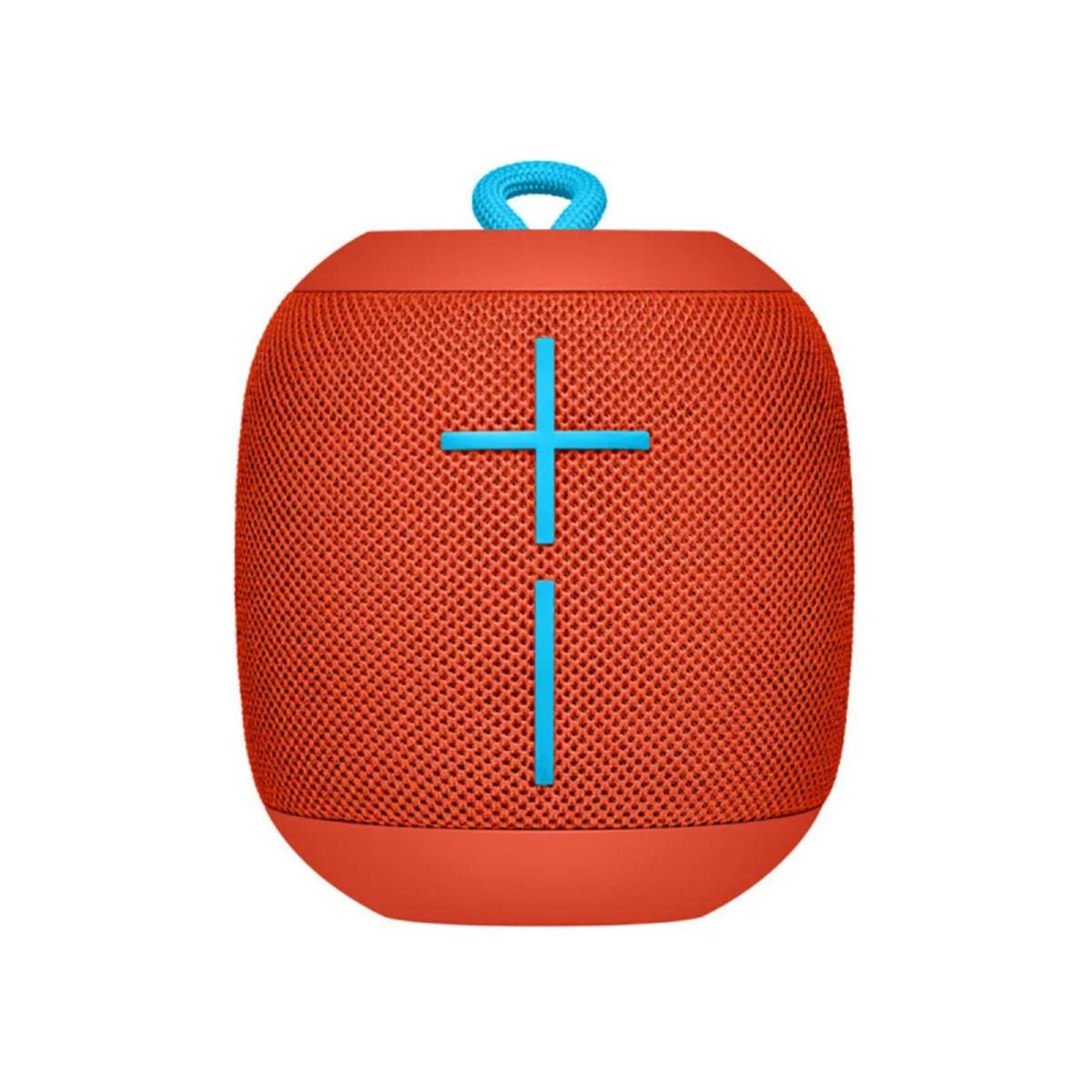 WONDERBOOM Portable Bluetooth Speaker - Fireball Red