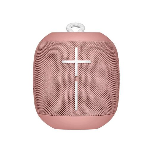 WONDERBOOM 防水無線藍芽喇叭 - 粉紅