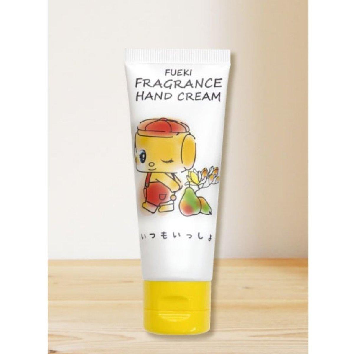 Fragrance Hand Cream (English Pear & Freesia) 40g