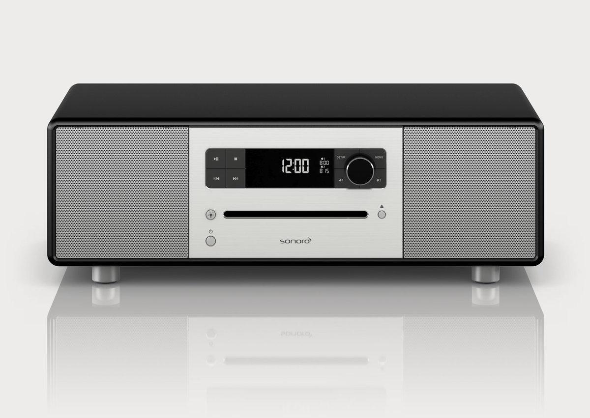 Stereo2 Speaker Black