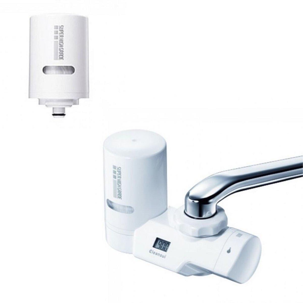 水龍頭安裝型濾水器 EF203 + 濾芯 EFC21