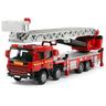 城市 1/50 Dx2 消防雲梯車 ATC64043