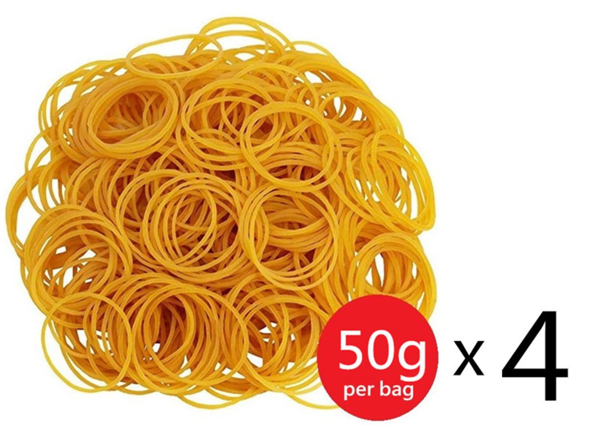 4包-橡筋圈 (50g)