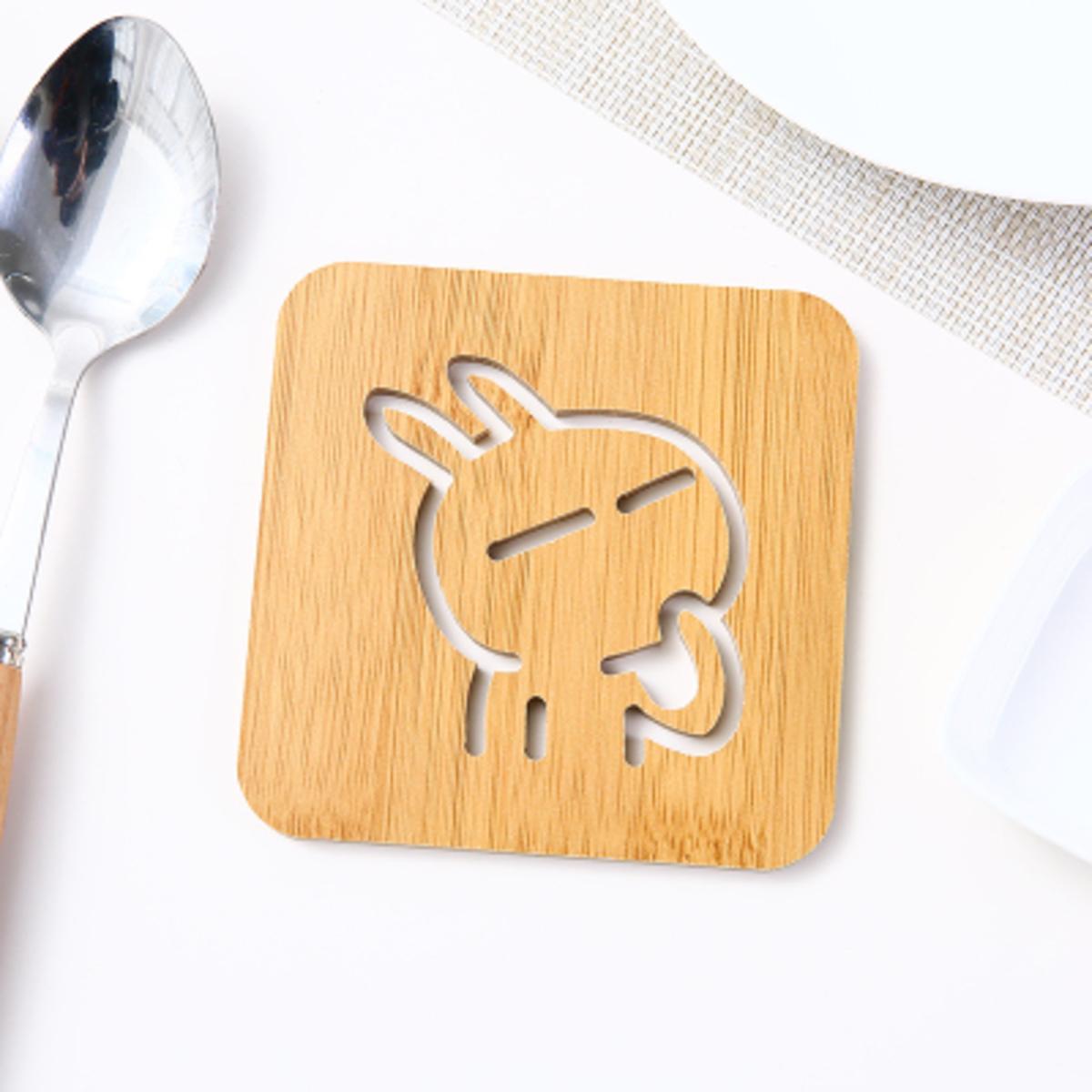 [細-兔仔]廚房加厚防燙隔熱墊餐墊