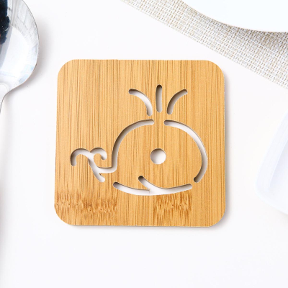 [細-鯨魚]廚房加厚防燙隔熱墊餐墊