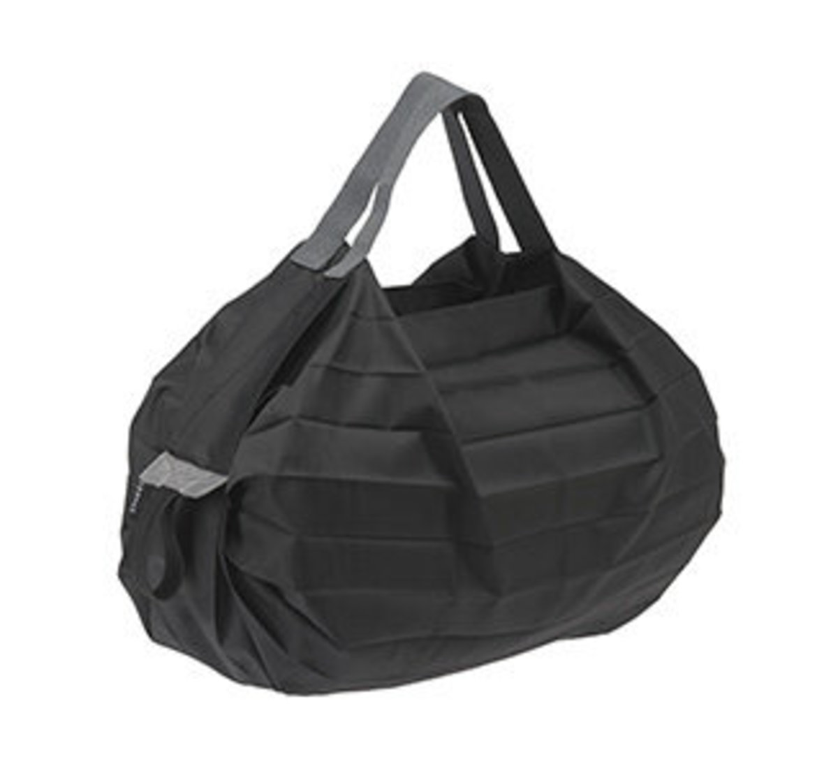 【S440BK】黑色 - 日本便攜秒收手提環保袋 (7.5L / 3kg)
