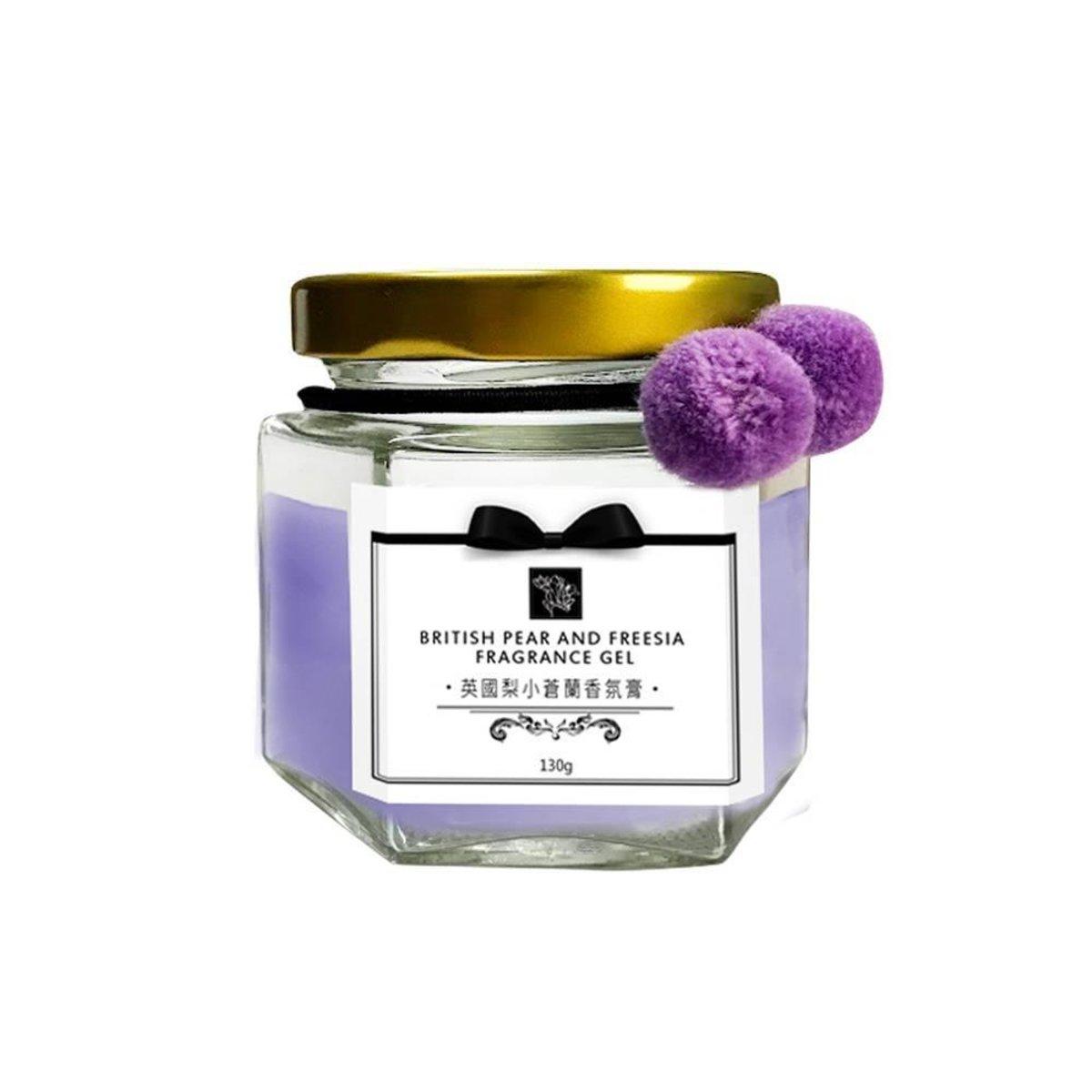 Fragrance Gel - English Pear & Freesia