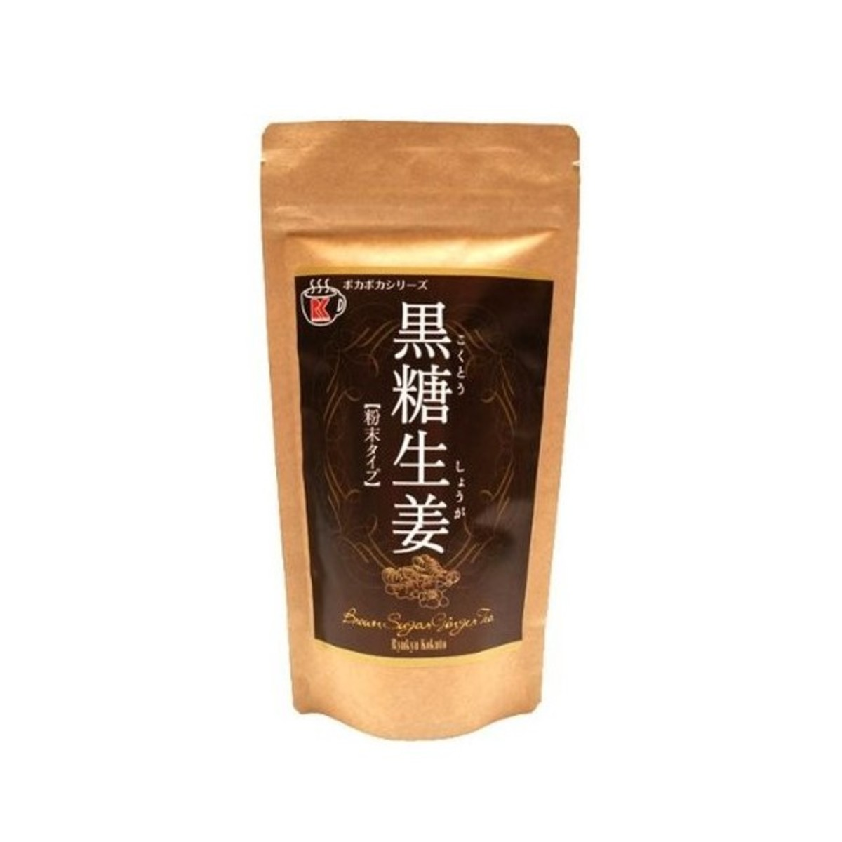 Ginger & Black Sugar Mix 200g